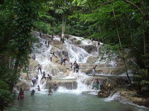 cascades jamaique
