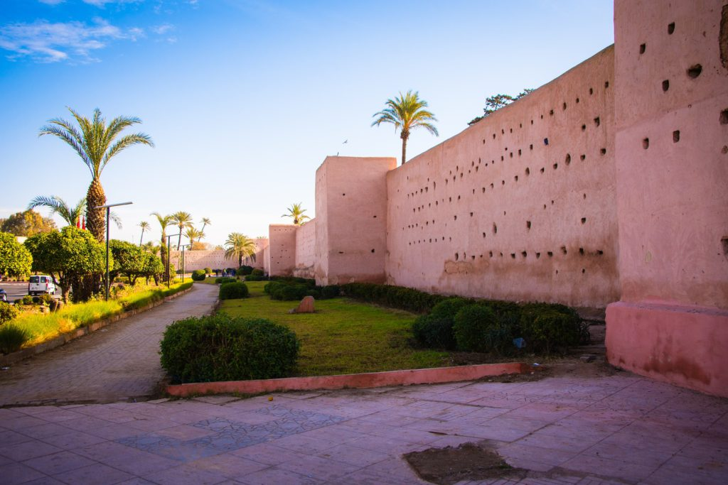 endroits de marrakech