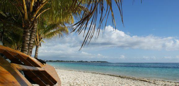 Sous le soleil de l'île Maurice